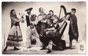 Groupe Los Incas 1959