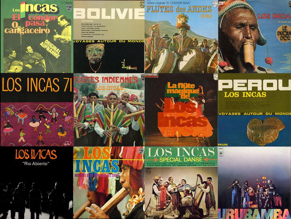 Los Incas disques anciens