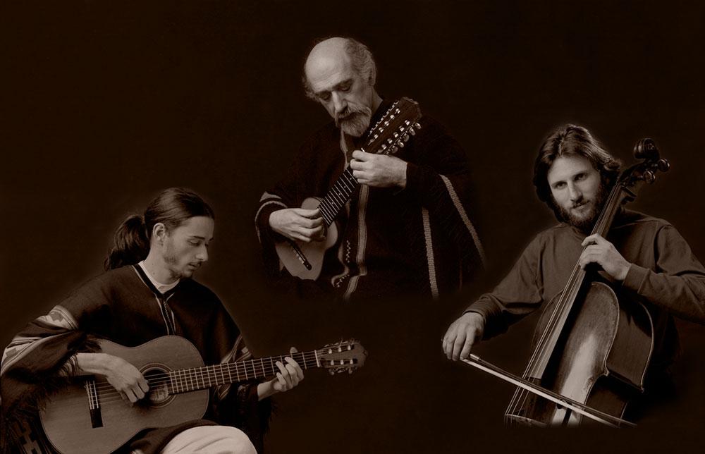 Los Incas trio 1984